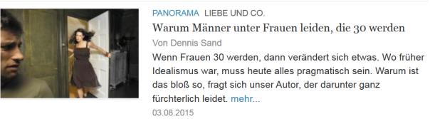 FrauenÜber30
